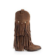 Buffalo Western Stiefel in braun