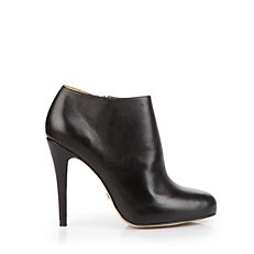 Buffalo Ankle Boots in schwarz