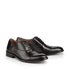 Buffalo Herren Schnürschuh in schwarz