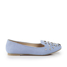 Buffalo Loafer in pastellblau