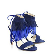 Buffalo Sandalette in blau