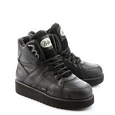 Buffalo Plateau-Sneaker aus Leder