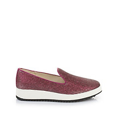 Buffalo Slip On in lila