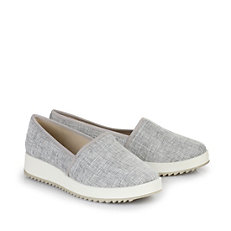 Buffalo Slip On in grau