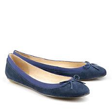 Buffalo Ballerina in blau