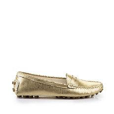 Buffalo Mokassin in gold