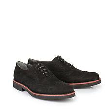 Buffalo Herren Schnürschuhe in schwarz