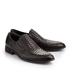 Buffalo Herren-Loafer in dunkelbraun