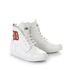 Buffalo Sneaker aus weißem Leder
