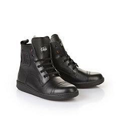 Buffalo Sneaker in schwarz