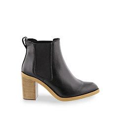 Buffalo Chelsea Boots in schwarz