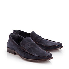 Buffalo Herren-Slipper aus Veloursleder