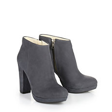 Buffalo Ankle Boots in blau