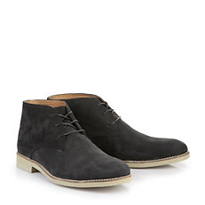 Buffalo Herren-Schnürschuh in schwarz