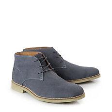 Buffalo Herren-Schnürschuh in blau