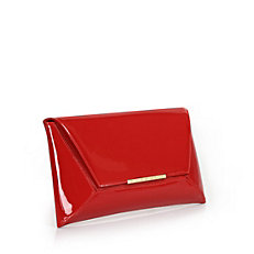 Buffalo Clutch in rot