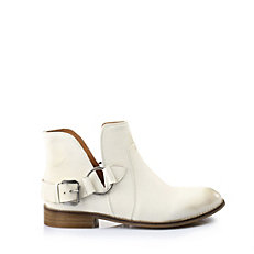 Buffalo Booties in offwhite