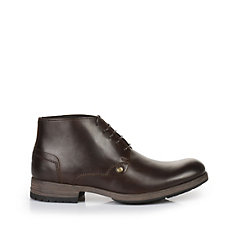 Buffalo Herren-Booties in dunkelbraun