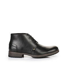 Buffalo Herren-Booties in schwarz