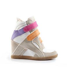 Buffalo Keilsneaker in multicolour