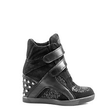 Buffalo Hidden Wedge Sneaker mit Nieten
