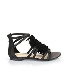 Buffalo Sandale in schwarz